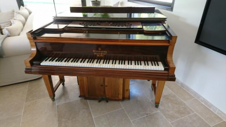 déménagement piano prix