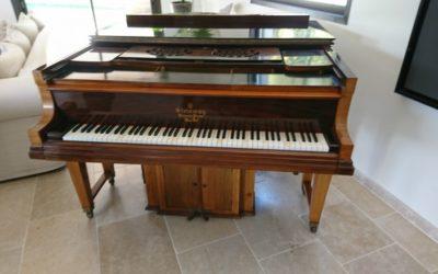 Quel est le prix à payer pour déménager un piano ?